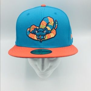 New Era 59FIFTY Wisconsin Timber Rattlers Hat
